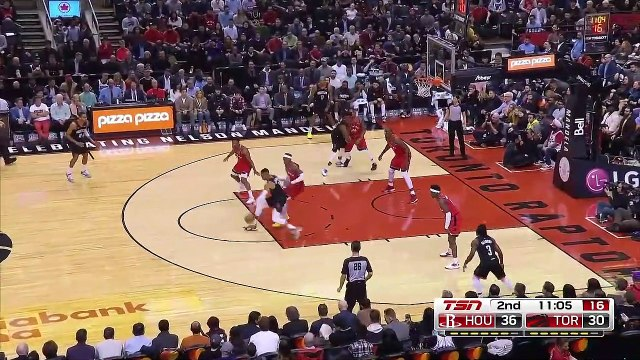 Rockets vs Raptors Full Game Highlights! 2019 NBA Season