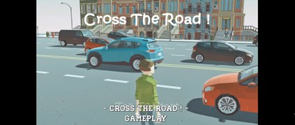 Cross The Road Gameplay the ultimate horror of jay