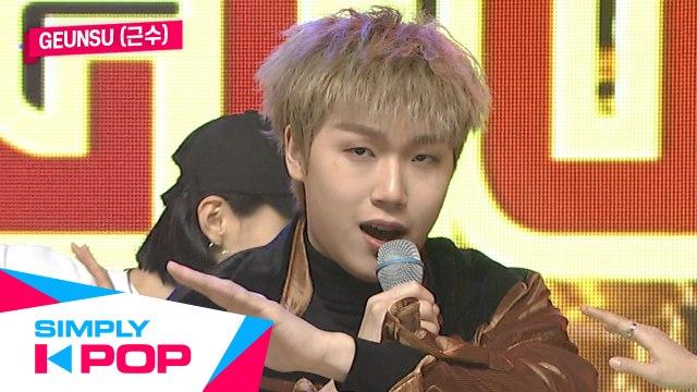 [Simply K-Pop] GEUNSU(근수) - Money(돈) - Ep.391