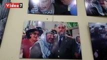 ياسر عرفات..السنغال تحتفى بزعيم فلسطين في معرض فوتوغرافى