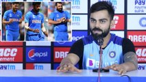 ICC World T20 2020 : Virat Kohli Reveals Only One Spot Up For Grabs In Pace For ICC World T20 2020