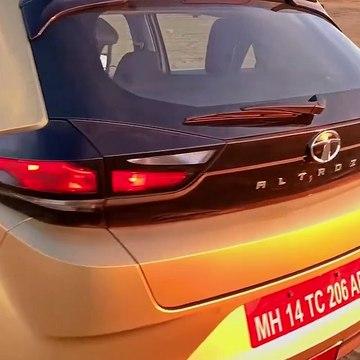 Tata Altroz | First Look Walkaround | evo India
