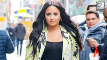 Demi Lovato Shuts Down Rumor That She Was Drinking 16 Mos After Relapse