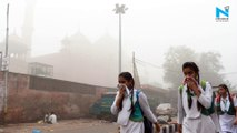 Delhi air in very poor category, AQI crosses 350 mark