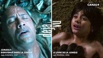 Jumanji : Bienvenue Dans La Jungle - Déjà Vu - Références et influences de cinéma