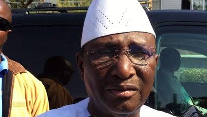 Réaction de Sidya  TOuré sur louverture dun dialogue politique en Guinée