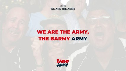 We are the army