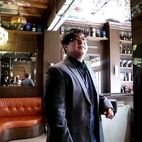 Behind the Scenes With Aga Muhlach