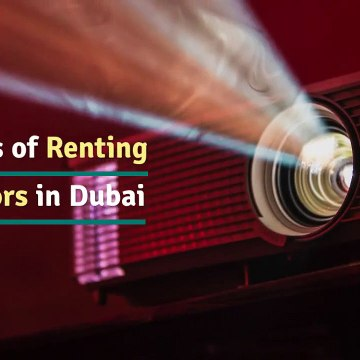 Projector Rental in Dubai | HD,DVD Projector Rental Dubai