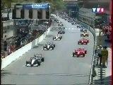 Formule 1 - Grand Prix Monaco - départ - 1999