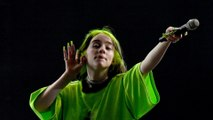 Billie Eilish steps behind the camera for video directorial debut