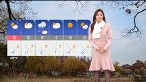 [날씨] 대설, 중부 눈·비 살짝…미세먼지 유입