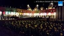 50_enfants_chantent_un_hymne à l'Ardenne