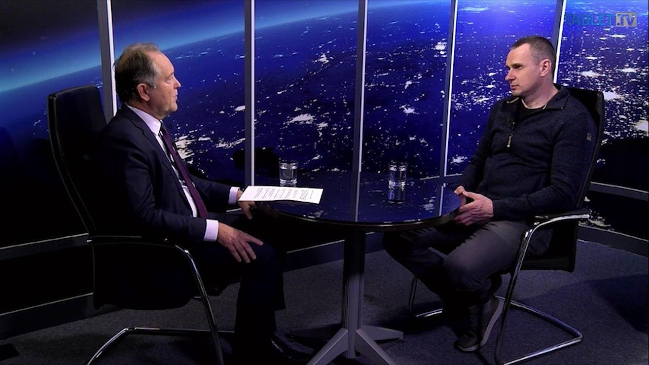 Oleh Sencov verí, že pád Putinovho režimu je nevyhnutný