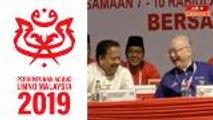 Perkembangan Perhimpunan Agung UMNO 2019