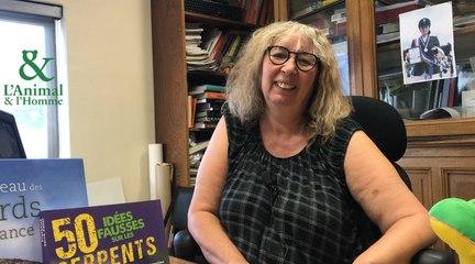 Interview 1 de Françoise Serre Collet : les embryons des serpents se parlent!