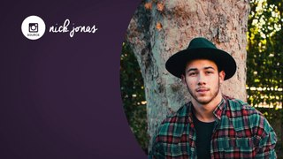 CELEBRITY OF THE WEEK - Nick Jonas