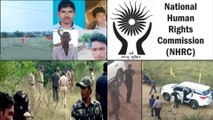 Disha Issue : NHRC Issues Notices To Telangana Police On Encounter In Disha Case