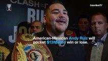 Andy Ruiz Jr vs Anthony Joshua: Facts to know about the clash