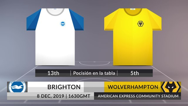 Match Preview: Brighton vs Wolverhampton on 08/12/2019