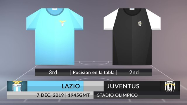 Match Preview: Lazio vs Juventus on 07/12/2019
