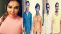 Rakhi Sawant reacts on Hyderabad Encounter Case; Watch video | FilmiBeat
