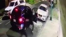 Un automobiliste humilie cinq voleurs qui tentent un car jacking