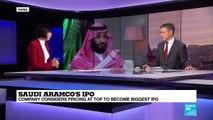 OPEC MEETING: Saudi Arabia wants countries to deepen oil cuts