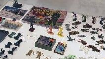 La exposición 'Fake Games' recuerda la Guerra Civil española