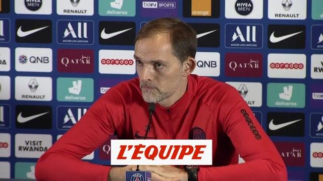 Tuchel «Je reste positif» - Foot - L1 - PSG