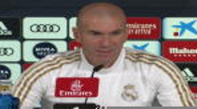 """16e j. - Zidane : """"Il faut que Mendy se mette à l'espagnol"""""""