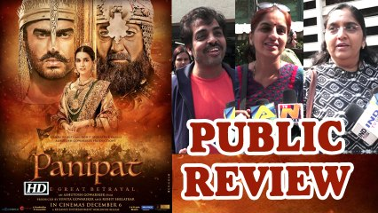 Public Review  Panipat  Arjun, Kriti starrer historical period drama