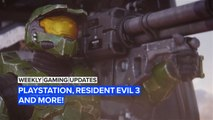 This week in gaming: PlayStation, Resident Evil 3 and more!
