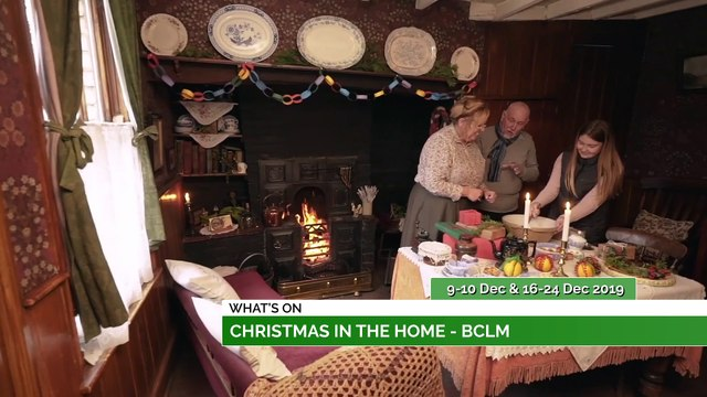 Christmas in The Home, BBC WM Christmas Show & CBSO Friday Night Classics!