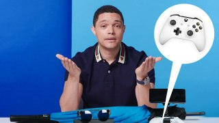 10 Things Trevor Noah Can't Live Without