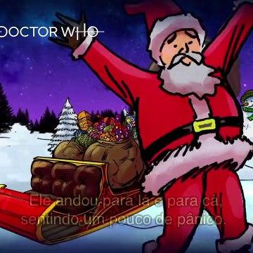 Na Véspera do Natal - Doctor who - natal 2018