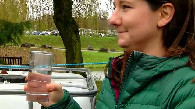 UWE's Groundbreaking Water Purifying Technology!