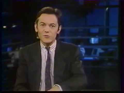 "FR3 - 28 Juin 1990 - Teasers, ""Soir 3"" (Marc Autheman), météo (Florence Klein), pubs"