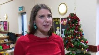 Jo Swinson speaks in Hampshire
