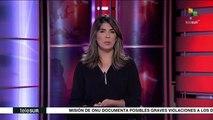 teleSUR Noticias: Continúan movilizaciones populares en Chile