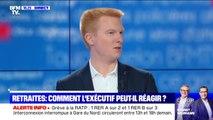 """Retraites: pour Adrien Quatennens, """"Edouard Philippe a pris la parole, mais il n'a rien dit"""""""