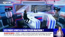 Story 5 : Les profs vont-ils faire plier Emmanuel Macron ? - 06/12