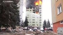 Gázrobbanás: legkevesebb 5 halott Eperjesen
