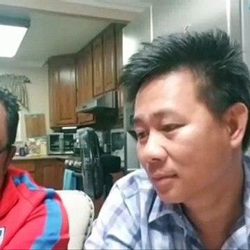 Ca sỹ Huy Cường tuyên bố sẽ ngưng việc kêu gọi quyên góp tiền (Clip2)