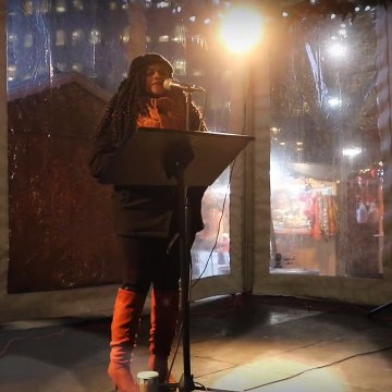 2019 Philadelphia Christmas Village featuring Lavonne Nichols