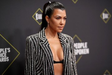Kourtney Kardashian Couldn't Hide a Hickey From Her Eagle-Eyed Sisters