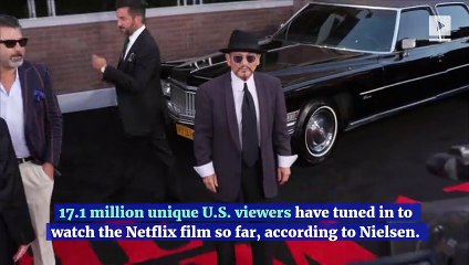 'The Irishman' Earns Over 17M Viewers in First 5 Days on Netflix