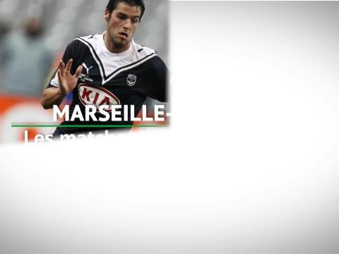 Marseille/Bordeaux: top 5 des matches les plus marquants