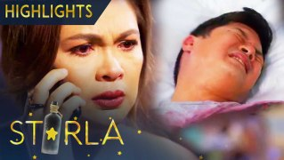 Teresa weeps over what happened to Doc Philip Starla