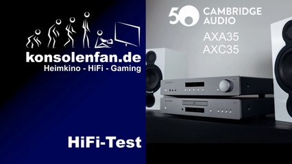 Test: Cambridge Audio AX Series